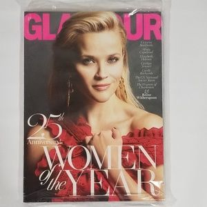 Glamour Magazine Featuring Reese Witherspoon